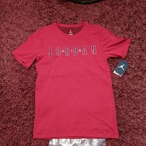 Jordan Jumpman Dri-Fit small short sleeve shirt